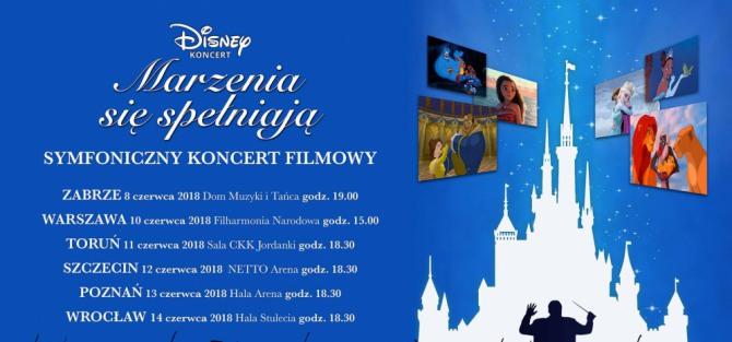 Koncert Disney'a Marzenia się spełniają