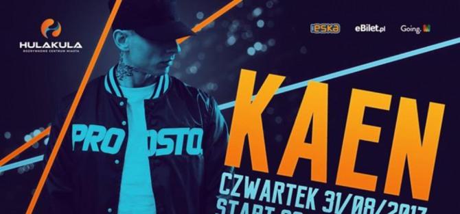 Koncert KaeN w Hulakula! Jagiellońska 82B