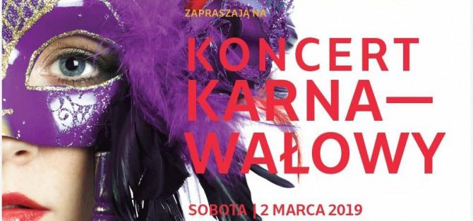 Koncert Karnawałowy - koncert