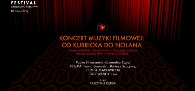 Koncert Muzyki Filmowej: Od Kubricka do Nolana