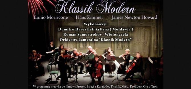 "Koncert Noworoczny Orkiestry Kameralnej ""Klassik Modern"""
