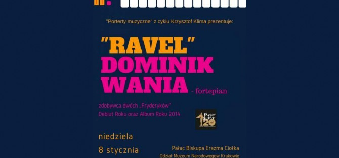 """Koncert """"Portrety muzyczne: Ravel"""""""