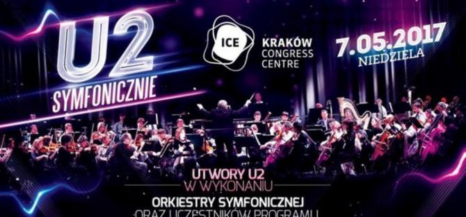 """Koncert """"U2 Symfonicznie"""" w wykonaniu uczestników The Voice of Poland"""