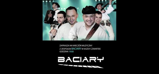 Koncert zespołu Baciary
