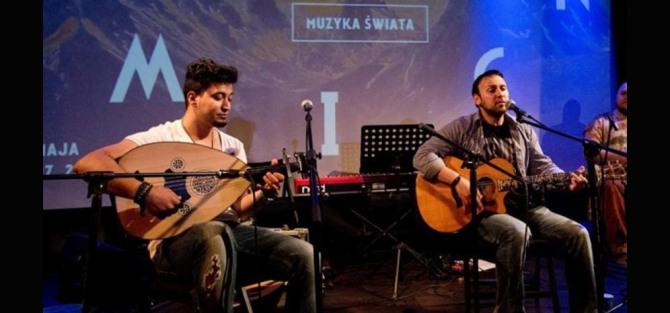 Koncert zespołu Bukra - Dźwięki Bliskiego Wschodu