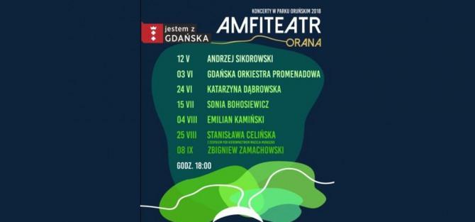 Koncerty w Parku Oruńskim 2018: Stanisława Celińska