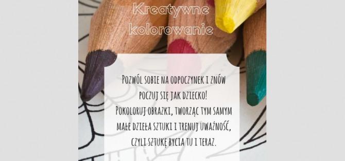 Kreatywne kolorowanie