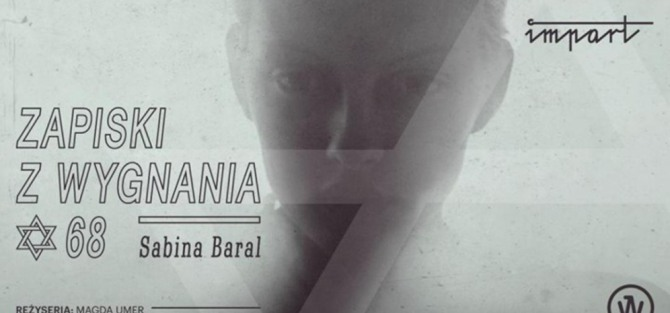 Krystyna Janda w Imparcie: Zapiski z wygnania
