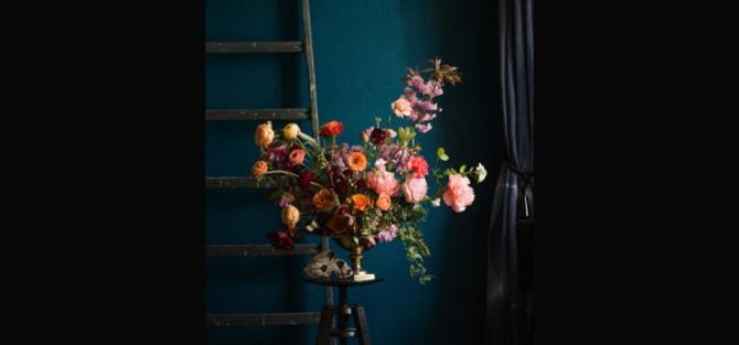 Kwiaty Polskie - wystawa poświęcona florystyce