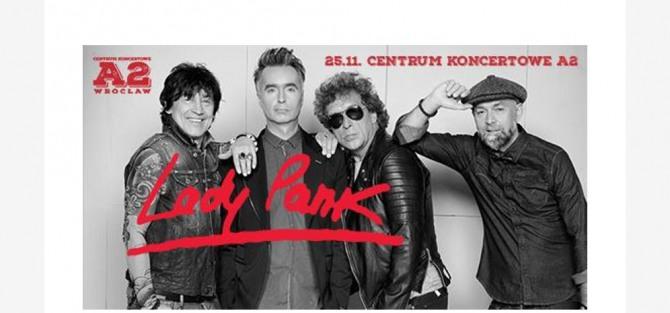 Lady Pank w Centrum Koncertowym A2 25.11.17 - koncert