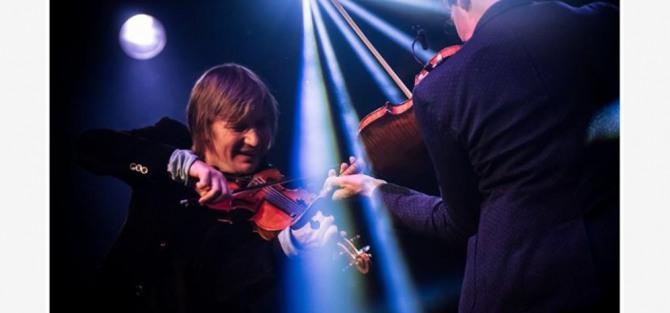 Lajko Felix i Vołosi koncert