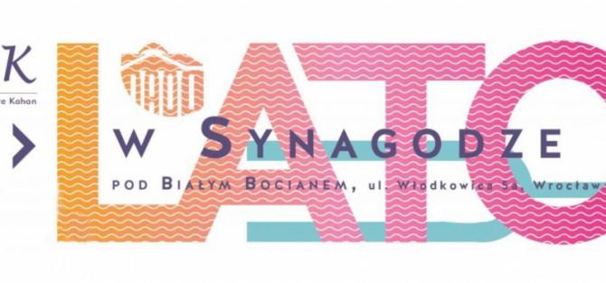 Lato w Synagodze Pod Białym Bocianem: Koncert Bente Kahan & Ronen Nissan & Marco Valabrega