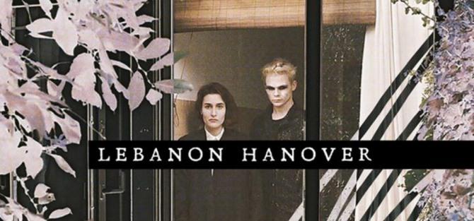 Lebanon Hanover & Bleib Modern Sadness is Rebellion II- koncert