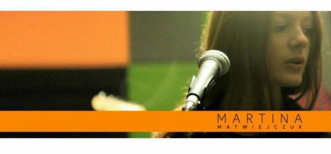 Letnia Scena - Martina M. - koncert
