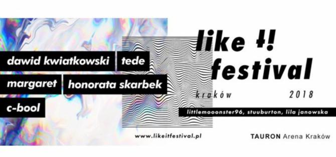 Like It Festival Kraków 2018