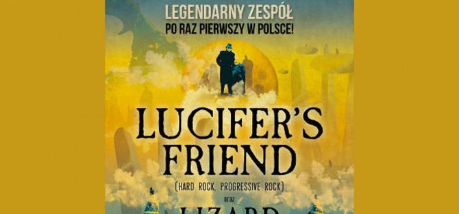 Lucifer's Friend + Lizard - koncert