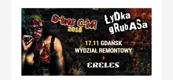 Łydka Grubasa, Ereles - koncert
