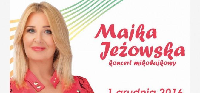 Majka Jeżowska - Koncert Mikołajkowy