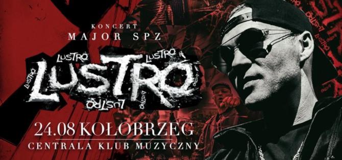 """Major SPZ w Kołobrzegu """"Lustro"""" - koncert"""