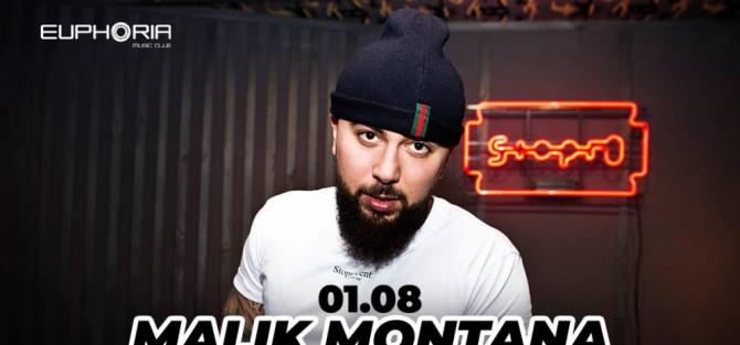Malik Montana - koncert