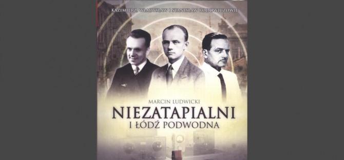 Marcin Ludwicki - Niezatapialni, promocja książki