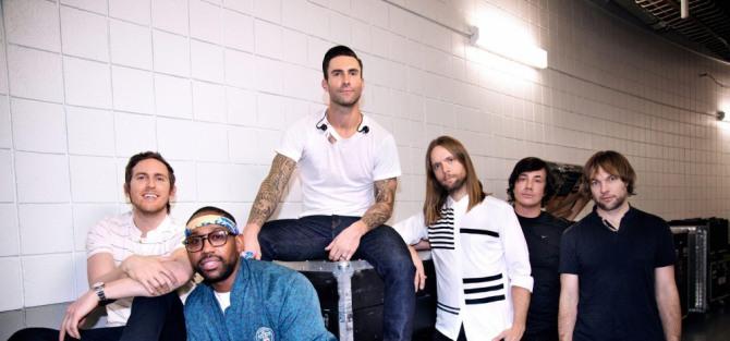 Maroon 5 / Red Pill Blues Tour - koncert