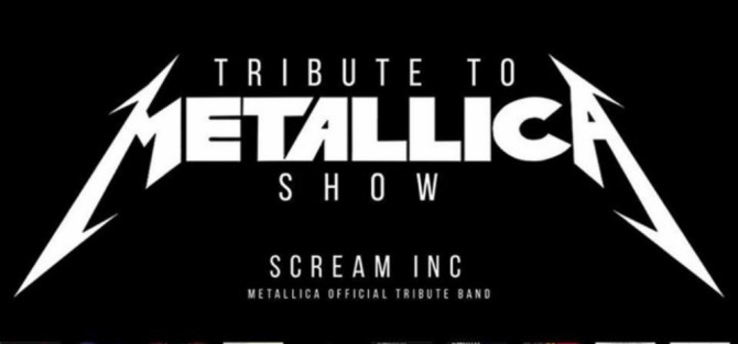 Metallica - world's no1 Tribute: Scream Inc. (UKR)