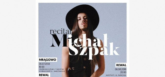 Michał Szpak - koncert