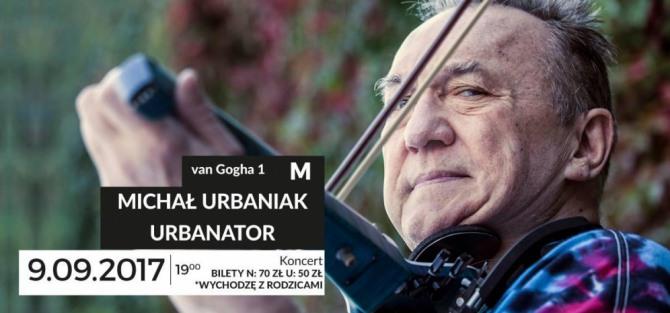 Michał Urbaniak & Urbanator