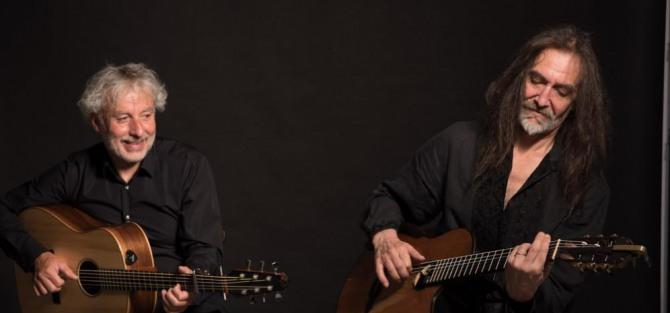 """Mirosław Czyżykiewicz & Witold Cisło """"Pretekst live"""""""