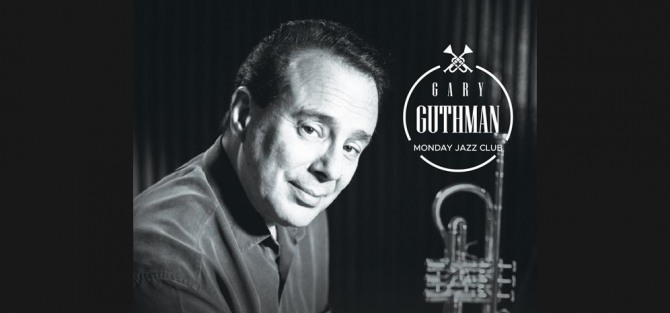 Monday Jazz Club: Gary Guthman Show with vocalist Sasha Strunin, Inauguracja