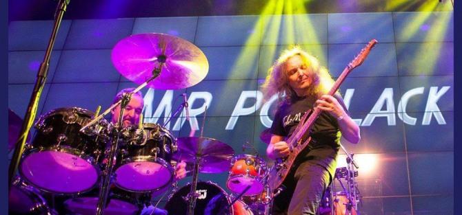 Mr. Pollack- koncert
