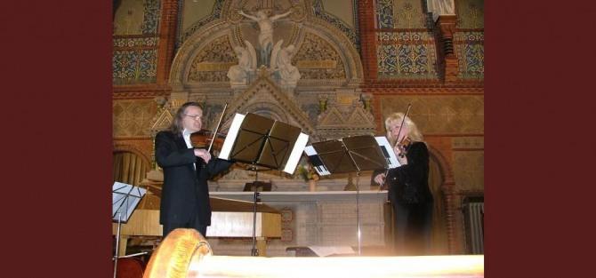 Muzyczny odpoczynek w kościółku WANG - DUOJAK Amadeusz - koncert