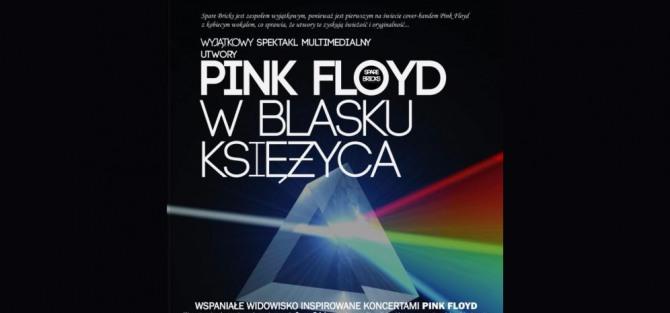 Muzyka Pink Floyd w blasku księżyca
