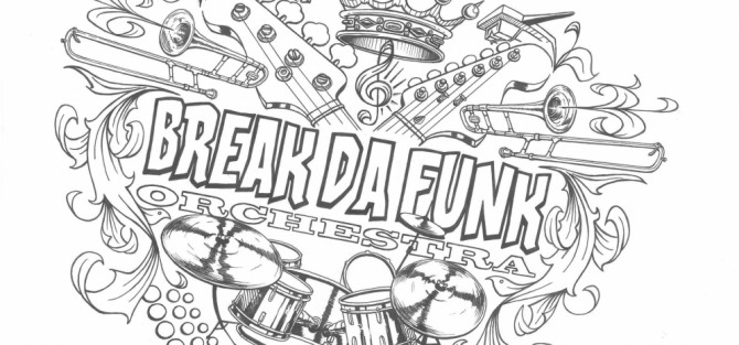 Muzyka pochodzi z Bemowa vol.2: BreakDaFunk Orchestra
