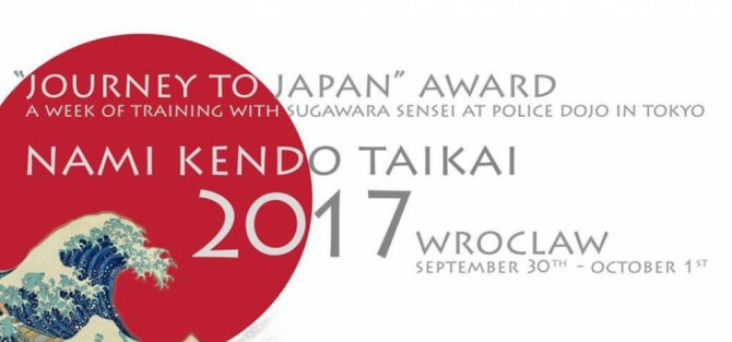 NAMI Kendo Taikai 2017 - międzynarodowy turniej kendo