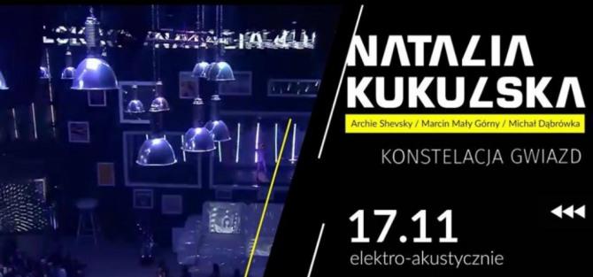 Natalia Kukulska - elektro-akustycznie