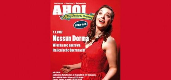 Nessun Dorma – Włoska Noc Opery