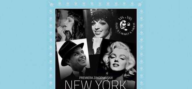 """""""New York New York"""" - koncert filmowo-musicalowy"""