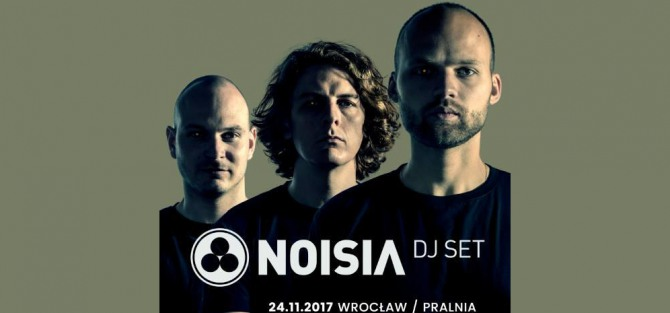 Noisia w Wrocławiu - koncert