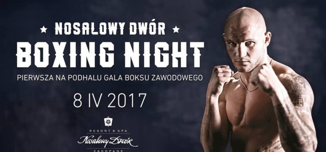 Nosalowy Dwór Boxing Night