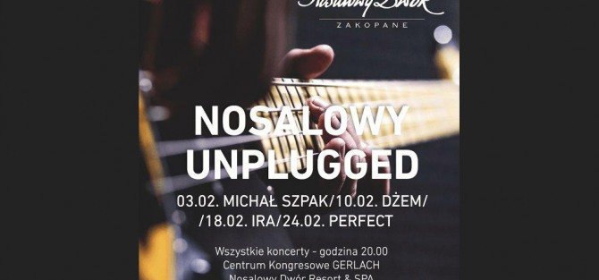 Nosalowy Unplugged - Perfect