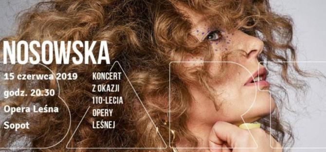 Nosowska - koncert