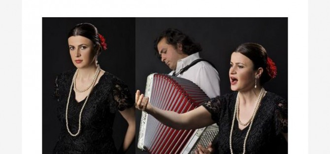 """Oana Cătălina Chiţu - """"Bucharest Tango"""" w Starym Klasztorze! koncert"""