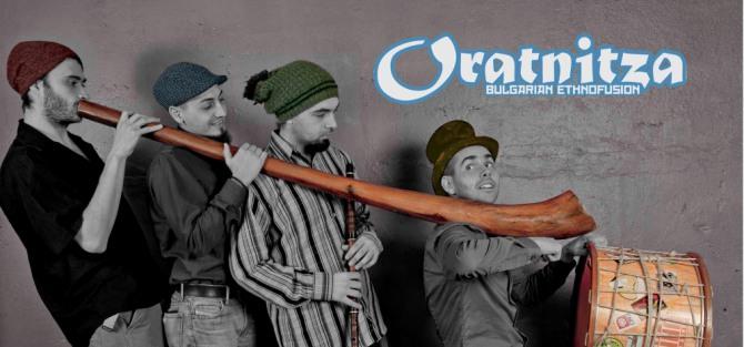 Oratnitza - koncert