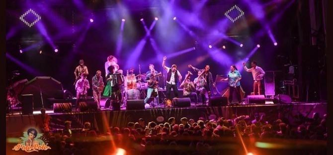 Orchestre International du Vetex na Letniej Scenie