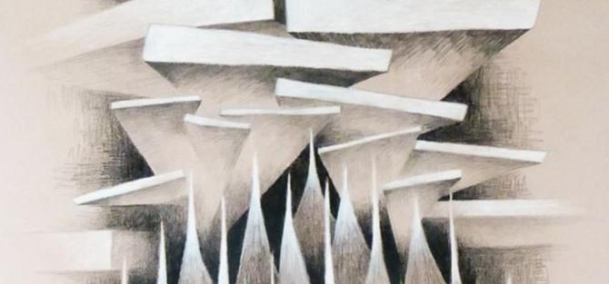 """Otwarcie wystawy: Jaga Karkoszka """"Moje ścieżki"""""""