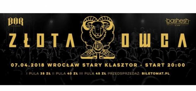 Paluch - Złota Owca - Wrocław - koncert