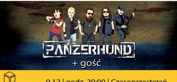 Panzerhund na PKS - koncert