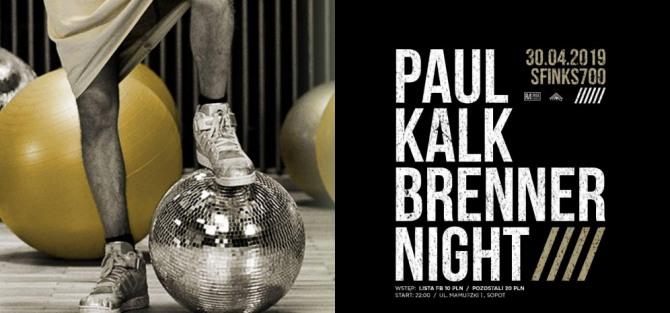 Paul Kalkbrenner Night - koncert